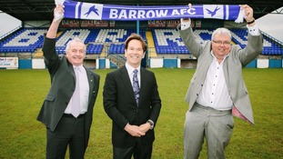 Barrow businessman to buy the town's football club