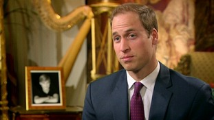 Prince William: Queen is 'incredible role-model'