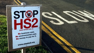HS2 poster