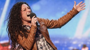 Supermarket worker Eva Iglesias will appear on Britain's Got Talent tonight - her third TV talent show.