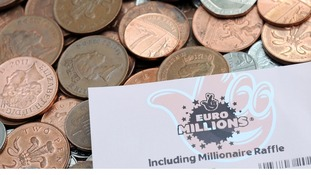 A lottery winner in the UK has scooped a staggering £73 million jackpot on the EuroMillions draw.