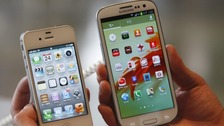 A US jury has ruled that Samsung must pay Apple $119.6 million.