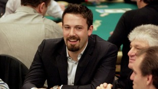 Ben Affleck was banned from playing blackjack at a Las Vegas casino because he was 'too  good,' a source said.