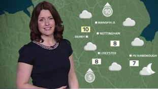 ITV News Central weather update