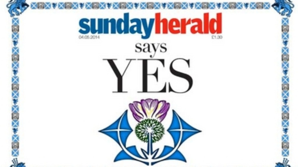 Should Be Independent Scotland