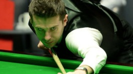 Selby wins first world title against O'Sullivan