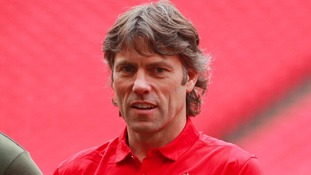 John Bishop played in the recent Celebration of the 96 match at Hillsborough