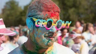Colour Dash entrant