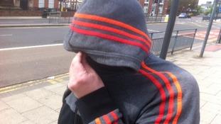 Robert Riley leaves court in Leeds