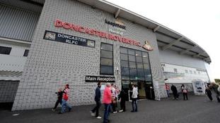 Doncaster's Keepmoat Stadium