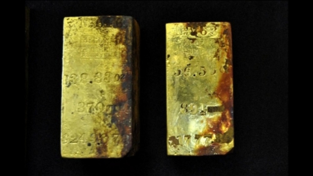 Hunting For Gold An A Sunken Ship That Sparked An 1857