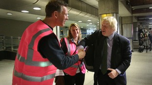 Boris Johnson: Commuter power helped stop another Tube strike