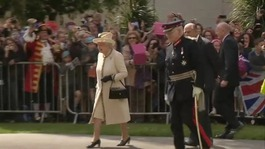 The Queen and Prince Philip visit Essex