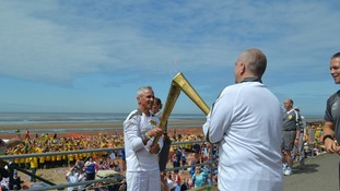 Olympic Torch in the North West - your pictures