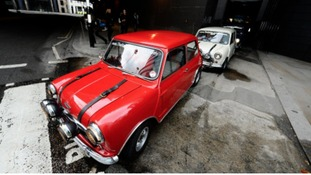 The Mini was first built in 1959 in Longbridge
