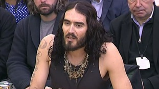 Russell Brand's evidence to MPs is one of the selected texts on the new course.
