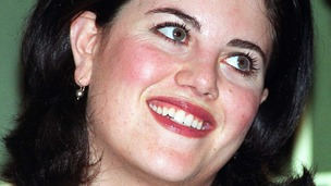 Monica Lewinsky pictured in March 1999.