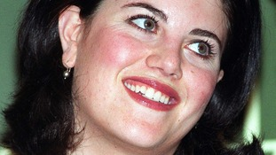 Former White House intern Monica Lewinsky pictured in March 1999.