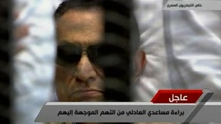 Ousted President Mubarak sentenced to life in prison