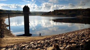 Scammonden Reservoir is one of the spots Yorkshire Water are looking to protect