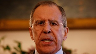 "Russia's foreign minister, Sergei Lavrov, has blamed recent deaths in Odessa on ""fascism"""