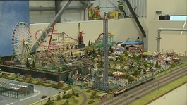 The UK's largest indoor model railway