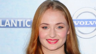 Sophie Turner s to become a patron of Playbox Theatre in Warwick