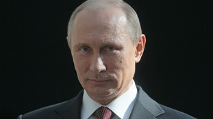 Vladimir Putin says he supports a resolution to the crisis in Ukraine