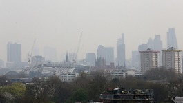 Thurrock in Essex named among cities shamed over air quality