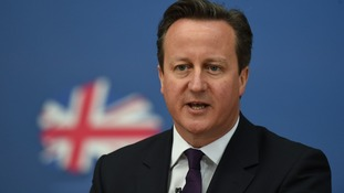 "Britain has been ""in close contact from the outset"", the Prime Minister's spokesman said."