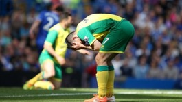 Norwich City relegated from Premier League