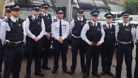 how to join the met police