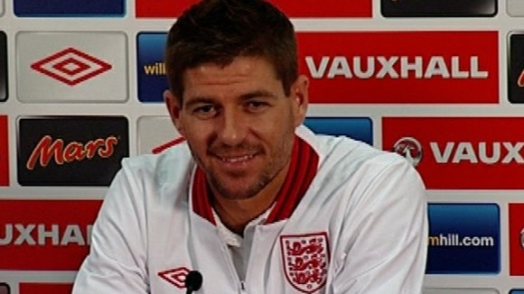 Captain Steven Gerrard is 'quietly confident' ahead of England's friendly against Belgium