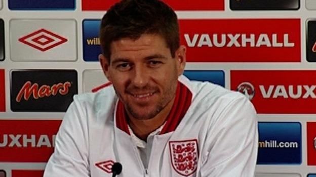 Captain Steven Gerrard is &#x27;quietly confident&#x27; ahead of England&#x27;s friendly against Belgium
