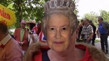 Bob Clarke aka the Queen