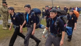 Thousands of teenagers prepare for one of the toughest weekends of their lives - the Ten Tors challenge.