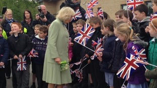 Duchess opens military medical centre
