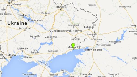mariupol ukrain