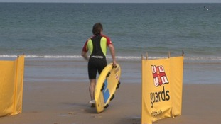 Last year RNLI lifeguards in Norfolk saved eight lives, rescued 54 people and dealt with 989 incidents