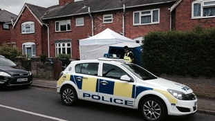 Man and woman found dead at house in Walsall