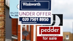 Average London house price set to break half million barrier this year