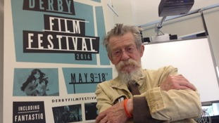 BAFTA winning actor John Hurt
