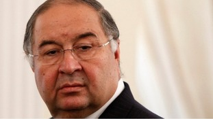 Russia's Alisher Usmanov has lost his spot as the richest man in Britain, according to the Sunday Times