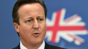 David Cameron has reiterated his commitment to stand down if he cannot stick to his commitment on an in/out referendum