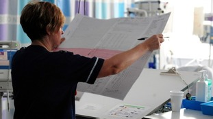 The NHS standards watchdog has issued a warning about nurses' workload