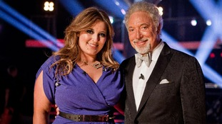 Leanne Mitchell has won the first series of BBC singing competition The Voice.