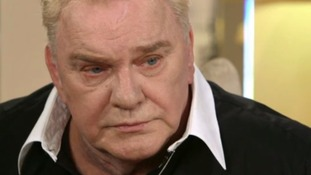 Freddie Starr walks out of Good Morning Britain interview