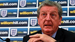Roy Hodgson announces England squad for World Cup