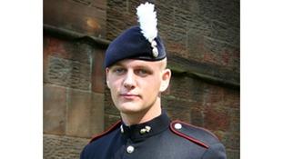 Corporal Michael John Thacker
