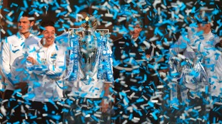 Barclays Premier League Victory Parade in Manchester